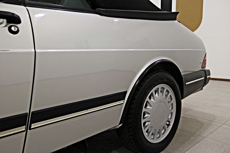 1987 SAAB 900 CABRIOLET TURBO16 175HP