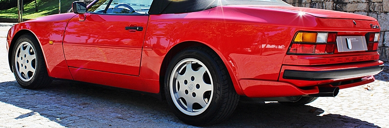1991 Lhd Porsche 944 Turbo Cabriolet One Owner 45.000Kms