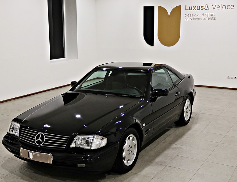 1998 Mercedes Benz SL 280 Manual Gearbox