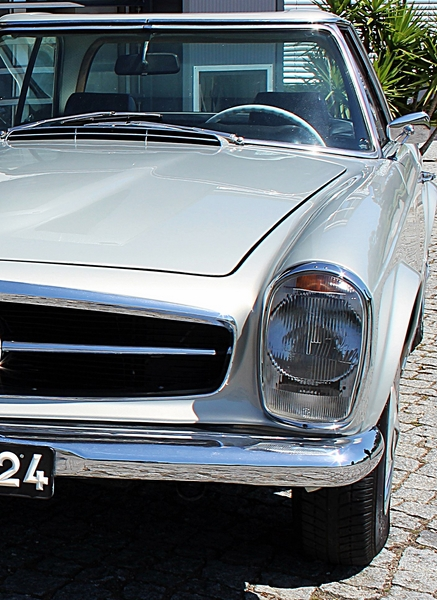 1966 Mercedes 230SL ZF 5 Speed Manual Gearbox