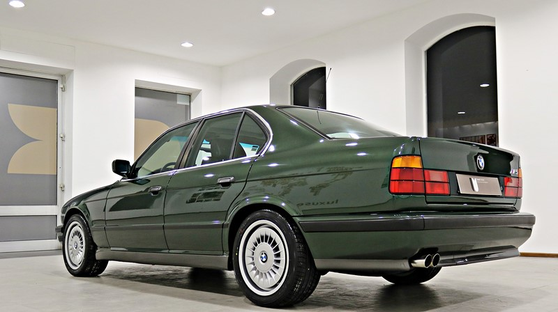 1989 BMW M5 78.000KMS - Ultra Rare Colour - 43 units built
